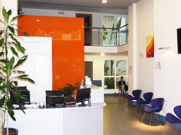 Centro m dico ciudad jard n for Instituto ciudad jardin