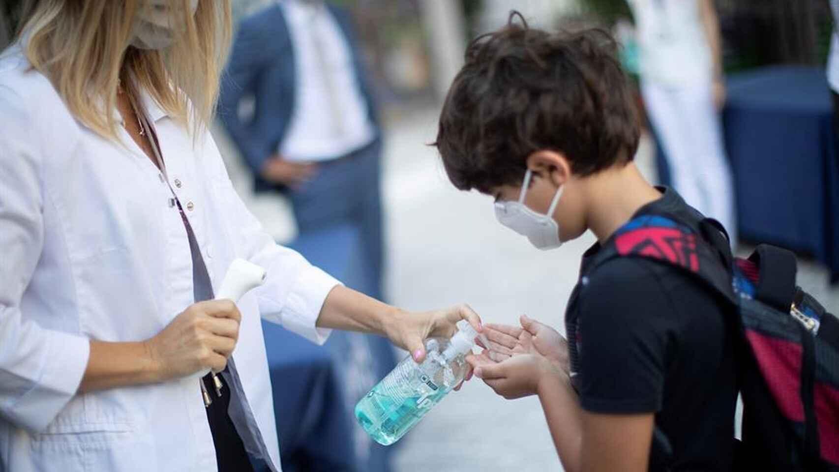 Cómo se contempla la vuelta a la escuela durante la pandemia de la COVID-19