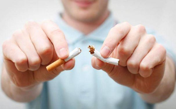 Dejar de fumar: Propósito del nuevo año