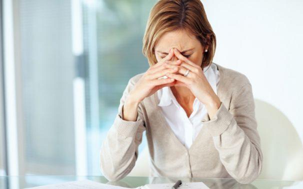 Síntomas frecuentes de ataque de ansiedad