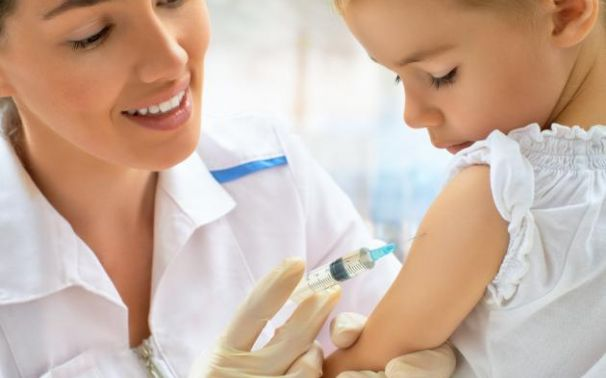 No olvides vacunar a tu hijo es primordial para su vida