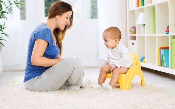 Cuando quitar el pañal a tu hijo