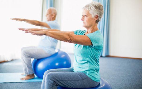Ejercicio Físico para personas mayores