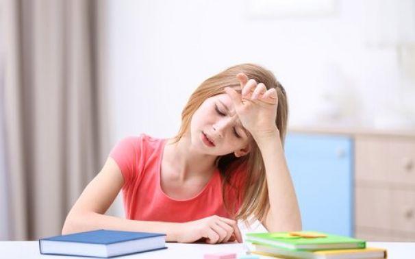 Dolor de cabeza en niños
