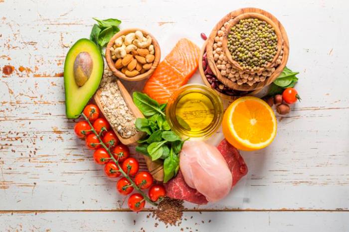 Alimentos saludables para reducir el estrés