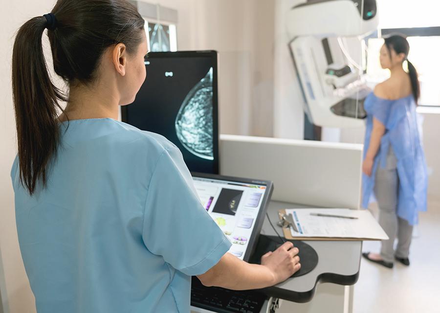 Mamografia, cuando hacerlas y para que sirven