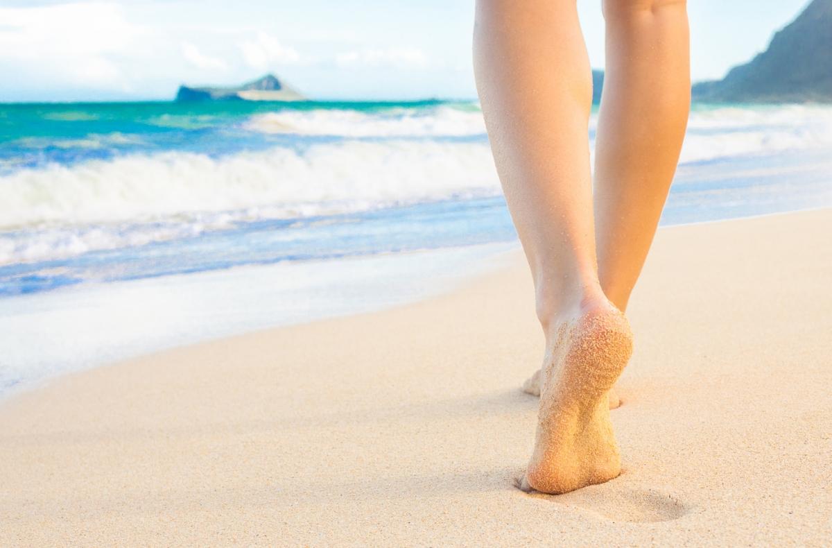 Como cuidar tus pies en verano