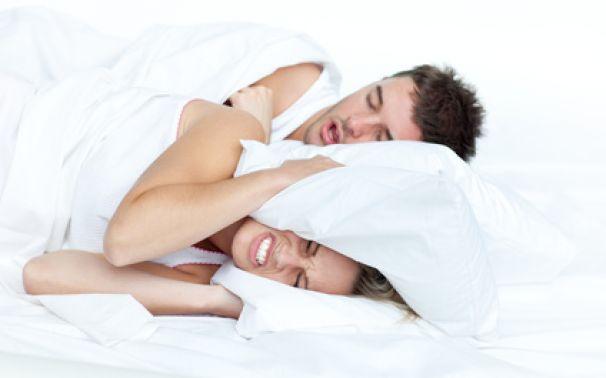 Apnea del sueño como combatirla