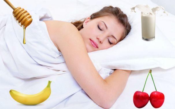 Influencia de los alimentos y bebidas en el sueño