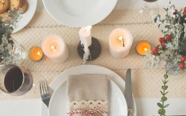 Como preparar un menú navideño saludable