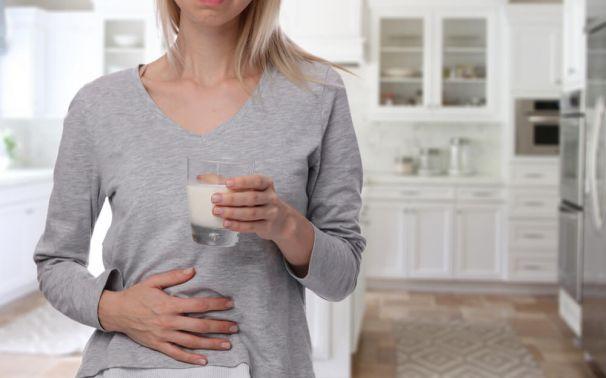 Síntomas de la intolerancia a la lactosa