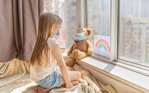 Síntomas de coronavirus en los niños